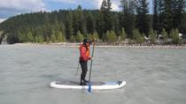 Columbia Valley Stand Up Paddleboard Evening Tour, Kootenay Rockies, Stand Up Paddleboarding