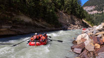 Half-Day Kicking Horse River White-water Rafting Adventure, Kootenay Rockies, White Water Rafting