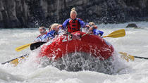 Athabasca Canyon Run Family Rafting: Class II Plus Rapids, Jasper, White Water Rafting