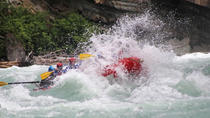 Fraser River Whitewater Rafting Self-Drive, Jasper, White Water Rafting & Float Trips