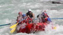 Sunwapta Challenge Whitewater Rafting: Class III Rapids, Jasper, White Water Rafting