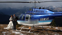 Best Private Tour: Canadian Rockies Romance Helicopter Tour, Banff, Horseback Riding