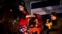 Flamenco Show in Madrid at La Taberna de Mister Pinkleton, Madrid, Flamenco