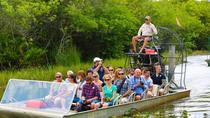 Half-Day Bus Trip to Everglades with Airboat Ride and Wildlife Exhibit, Miami, Airboat Tours