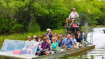 Half Day Bus Trip to Everglades with Airboat Ride and Wildlife Show, Miami, Airboat Tours