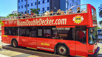 Hop-On-Hop-Off-Bustour mit Miami Bootsfahrt, Miami, Hop-on Hop-off Tours