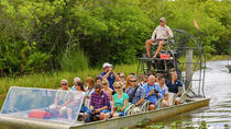 Miami Combo Tour: City Sightseeing, Biscayne Bay Cruise and Everglades Airboat Ride