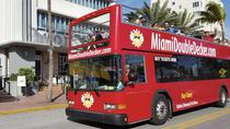 Miami Double Decker Bus Tour, Miami, City Tours