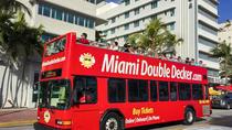 Miami Double Decker Bus Tour, Miami, City Tours
