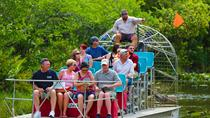 Sumpfboot-Tour in den Everglades, Miami, Airboat Tours