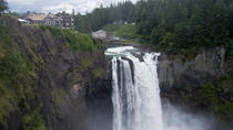 Small Group Snoqualmie Falls and Woodinville Wine-Tasting Tour, Seattle, Private Sightseeing Tours