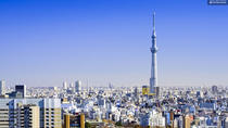 Skytree Skip-The-Line Ticket, Tokyo, null