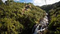 Big Island Zipline Tour and Hawaii Volcanoes National Park from Hilo or Kona, Big Island of Hawaii, ...
