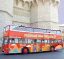Hop-on-Hop-off-Tour durch Valencia mit optionalem Eintritt ins Ozeanographische Aquarium, Valencia