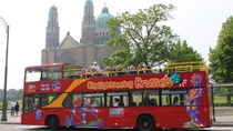 Hop-on-Hop-off-Tour durch Brüssel , Brussels, Hop-on Hop-off Tours