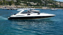 Cannes Shore Excursion: Private Luxury Yacht Cruise with Personal Skipper, Cannes