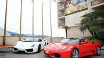 Double Supercar Blast Experience from Monaco, Monaco, Private Sightseeing Tours