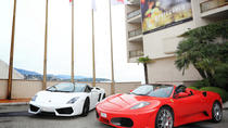 Double Supercar Driving Experience from Monaco, Monaco, Private Sightseeing Tours