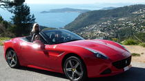 Ferrari California T Sports Car Experience from Monaco, Monaco, Cultural Tours