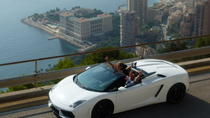 Lamborghini Sports Car Experience from Monaco, Monaco