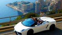 Lamborghini Sports Car Experience from Monaco, Monaco, Helicopter Tours