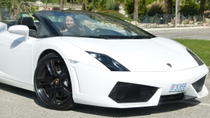 Lamborghini Sports Car Experience from Nice, Nice, Ferry Services