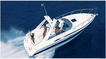 Private Luxury Yacht Cruise from Monaco with Personal Skipper, Monaco, Helicopter Tours