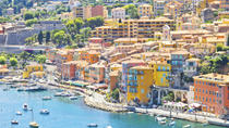 Villefranche Shore Excursion: Small-Group Monaco and Eze Half-Day Tour, Nice, null