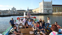 River Tagus Sunset Cruise in Lisbon, Lisbon, City Tours