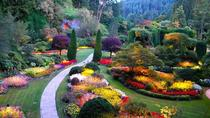 Combo Pass: Hop on-Hop Bus Tour & Butchart Gardens Shuttle & Pass (Wed-Sun Only), Victoria, Hop-on ...