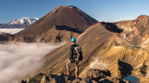 Full-Day Tongariro Alpine Crossing Guided Trek, Tongariro National Park, Walking Tours