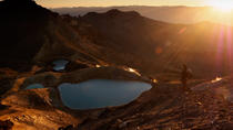 Sunrise Tongariro Alpine Crossing Guided Walk, Tongariro National Park, Walking Tours