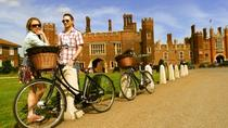 Small Group Tour: Hampton Court Bike Tour, London, Day Trips