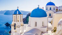 Santorini Blue Domes Half-Day Private Tour , Santorini, Private Sightseeing Tours