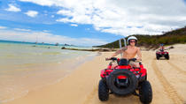 Jost Van Dyke ATV Adventure from Road Town, British Virgin Islands, Helicopter Tours