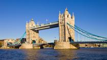 Independent Day Trip to London from Paris including Thames River Cruise, Paris, Rail Tours