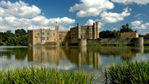 Leeds Castle, Canterbury Cathedral, Dover and Greenwich from London, London, Day Trips