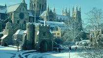 Leeds Castle,Canterbury Cathedral, Dover and Greenwich Tour with Lunch on New Year's Day, London,...