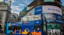 London Hop-On Hop-Off Bus Ticket with Boat Ride and Walking Tour, London, Night Tours