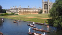Oxford and Cambridge Tour from London, London, Walking Tours