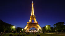 Paris Rail Trip with Lunch on the Eiffel Tower Including Entry to the Louvre, London, Full-day Tours