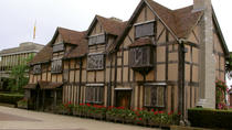 Shakespeare's Stratford-upon-Avon e Cotswolds saindo de Londres, London, Day Trips
