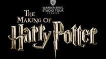 Warner Bros Studio Tour London with transportation and Hop-On Hop-Off Bus Tour, London, Hop-on...