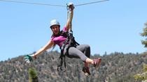 Zipline Tour - 9 high-speed ziplines & fun suspension bridge, Los Angeles, 4WD, ATV & Off-Road Tours