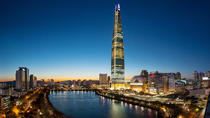 Skip The Line: Lotte World Tower Seoul Sky Admission Including One-way Metro Ticket, Seoul, ...