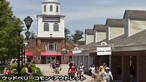 Woodbury Common Premium Outlets Shopping Tour with Japanese Guide, New York City, Hop-on Hop-off...
