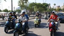 Historical Palma de Mallorca Scooter Tour, Mallorca, Motorcycle Tours
