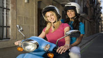 Kustexcursie in Barcelona: scooterverhuur, Barcelona, Cruises langs havensteden