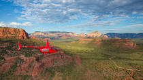 Wild West Tour by Helicopter from Sedona, Sedona, Helicopter Tours