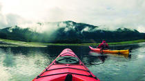 Mendenhall Lake Kayak and Salmon Bake Adventure, Anchorage